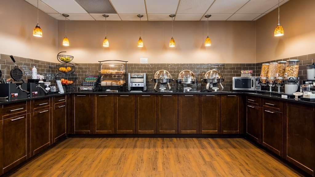 Best Western Blairmore - Restaurante/Comedor