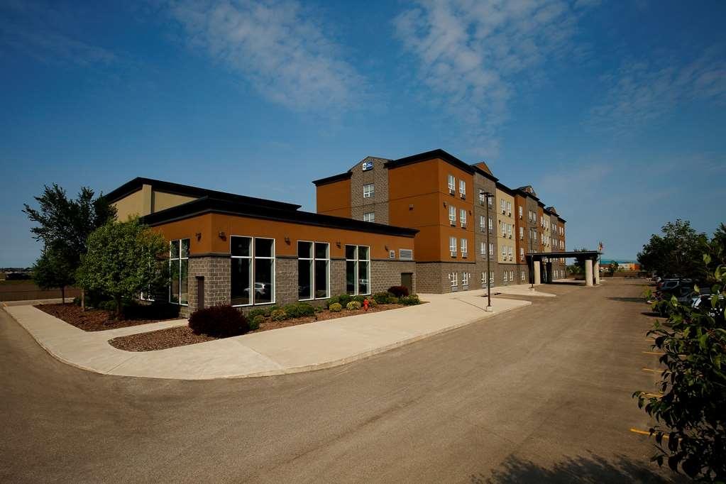 Best Western Blairmore - Vista Exterior