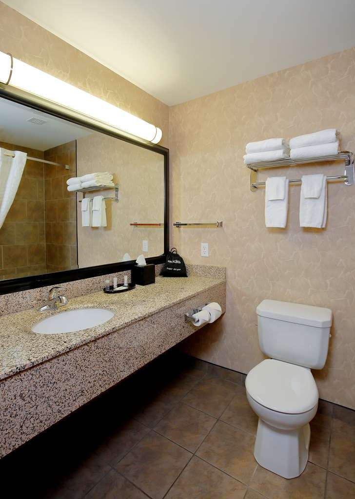 Best Western Blairmore - Bagno