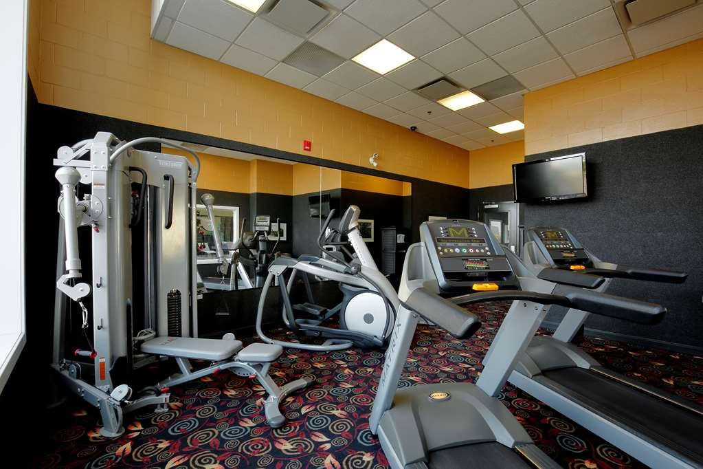Best Western Blairmore - exercise chambre