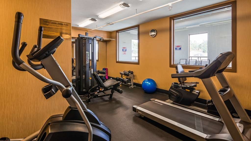 Best Western Plus Estevan Inn & Suites - Club de salud