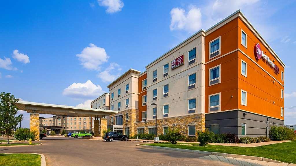 Best Western Plus Eastgate Inn & Suites - Aussenansicht