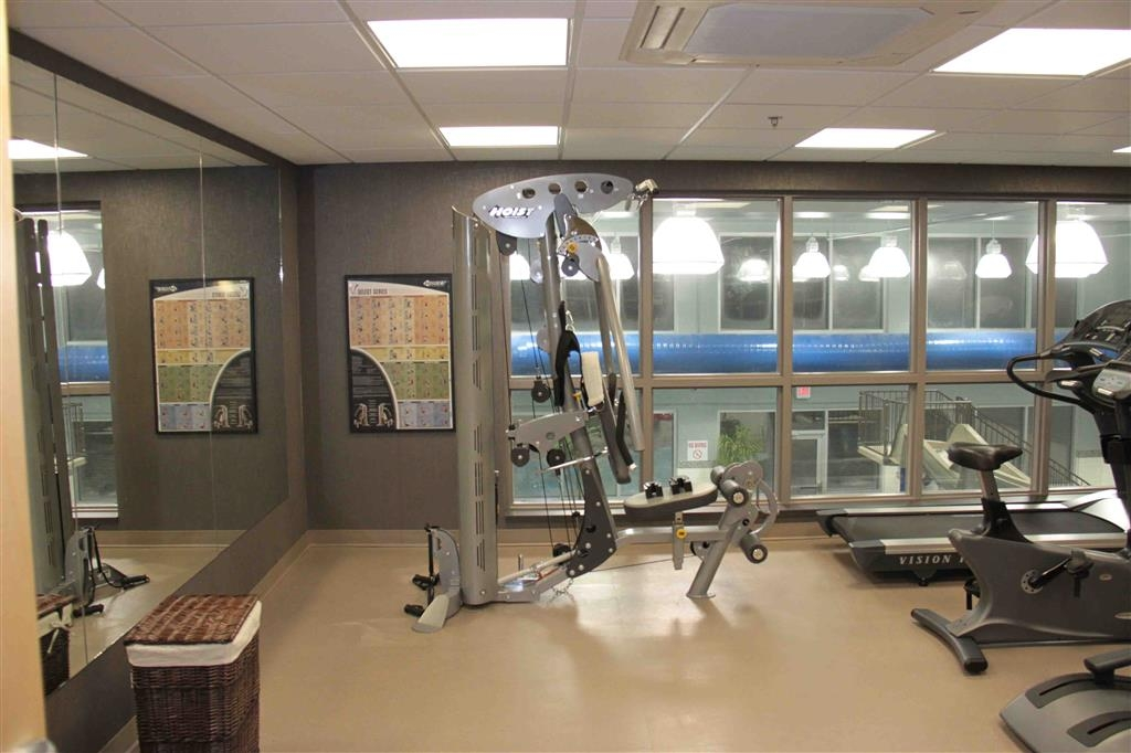 Best Western Plus Eastgate Inn & Suites - fitnessraum