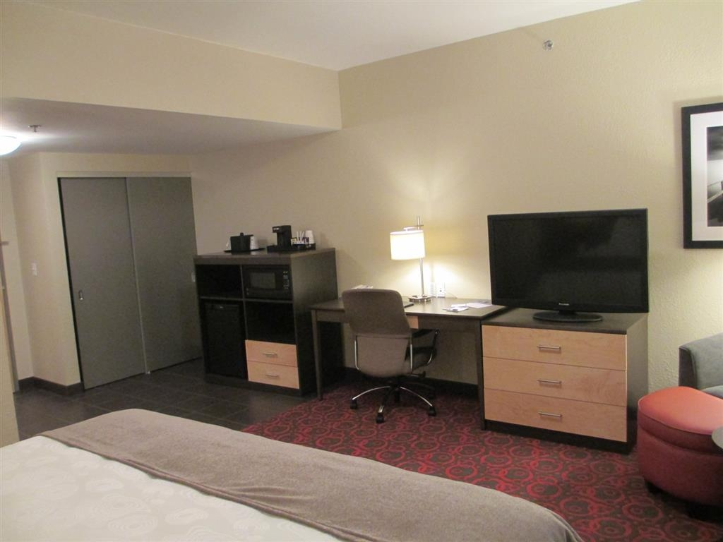 Best Western Plus Eastgate Inn & Suites - Kingsize-Zimmer