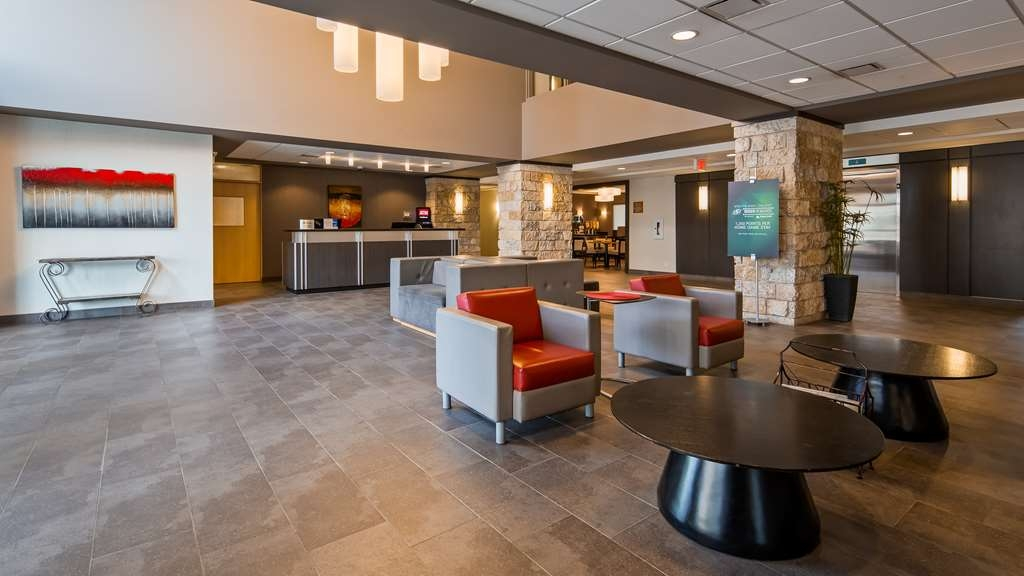 Best Western Plus Eastgate Inn & Suites - Hall