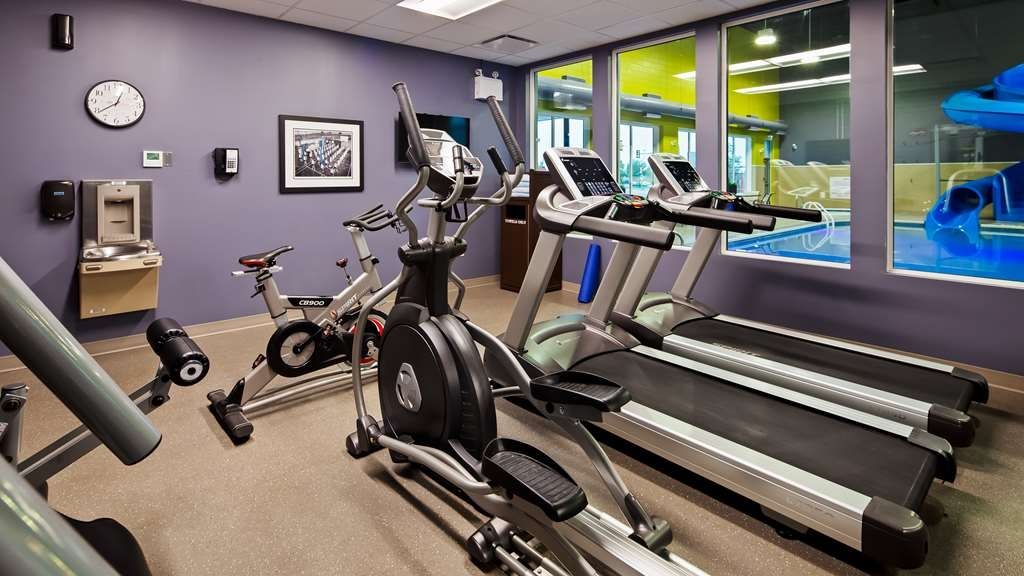 Best Western Plus East Side - Fitness Centre