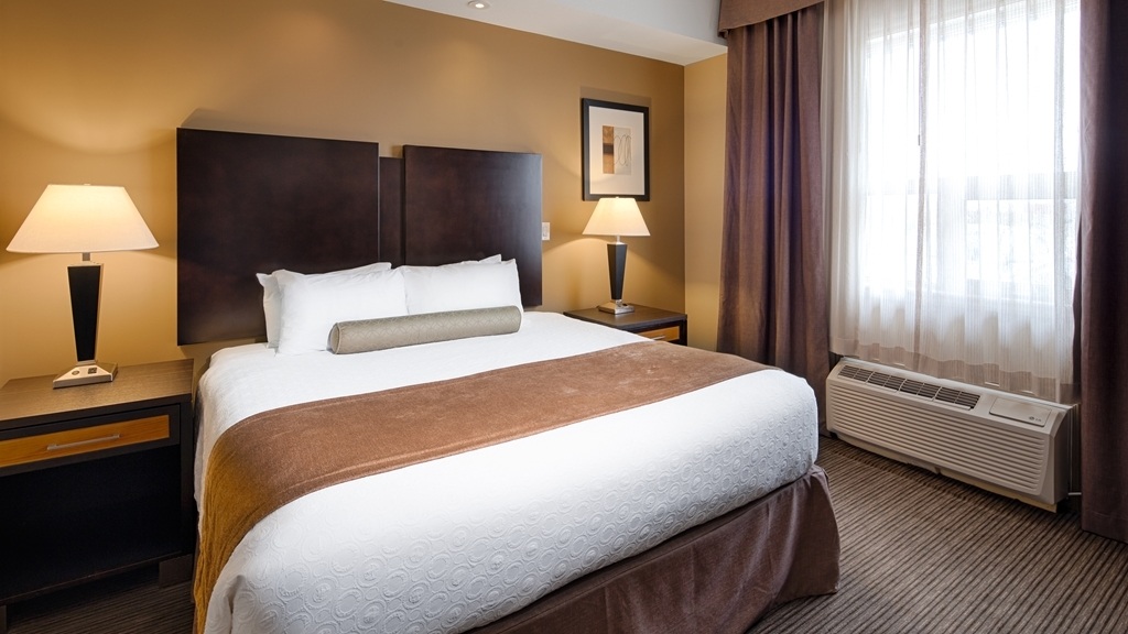 Best Western Plus Moose Jaw - Chambres / Logements