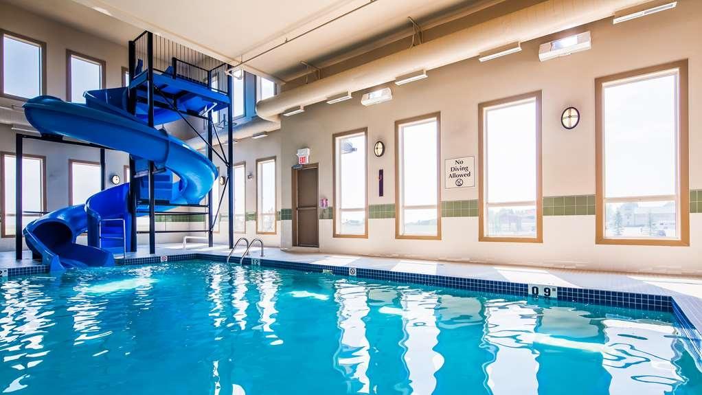 Best Western Plus Moose Jaw - Vue de la piscine