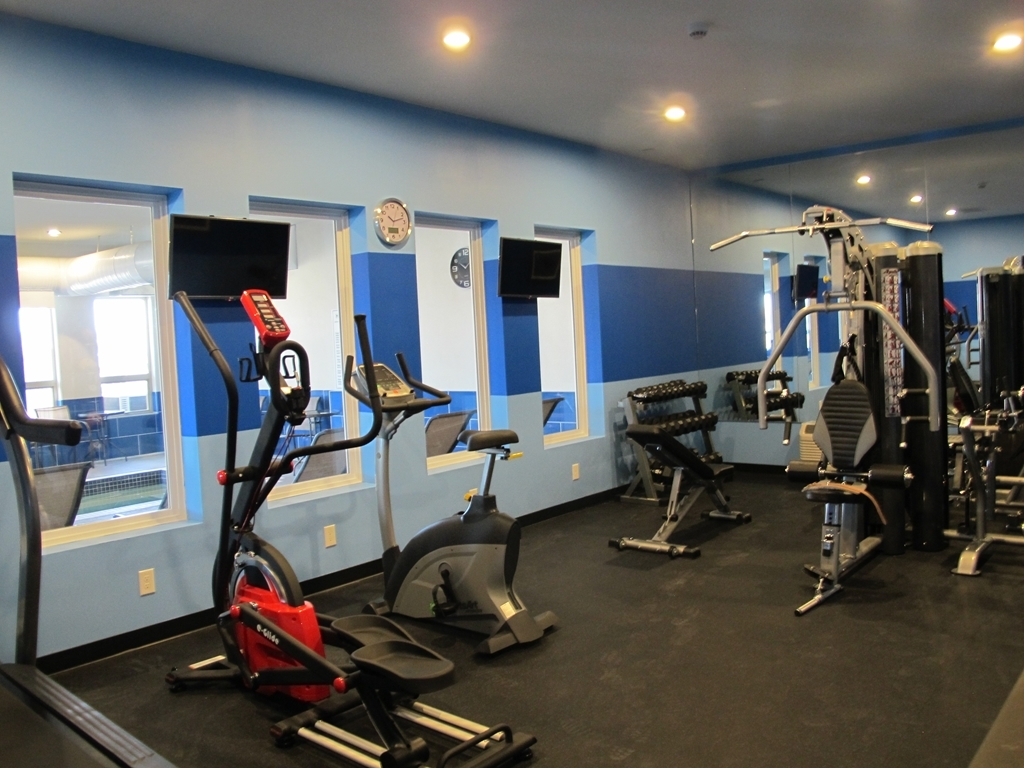 Best Western Plus Moosomin Hotel - Sala fitness