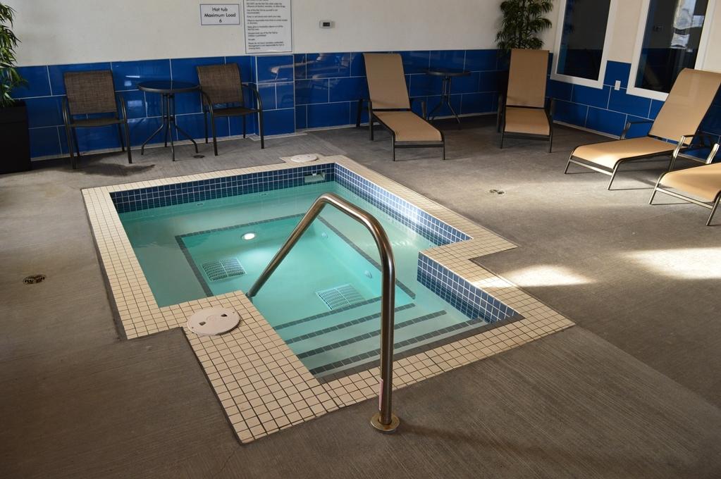 Best Western Plus Moosomin Hotel - bañera de hidromasaje