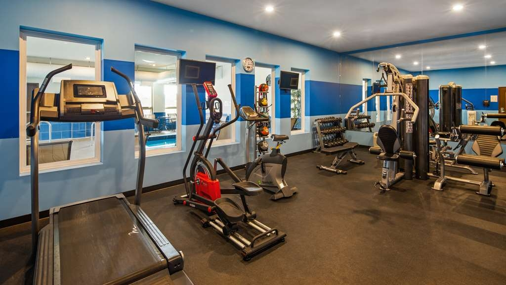 Best Western Plus Moosomin Hotel - Centro benessere