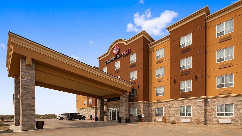 Best Western Plus Kindersley Hotel - Vue extérieure