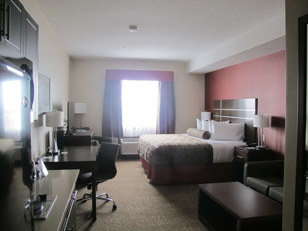 Best Western Plus Kindersley Hotel - Chambres / Logements