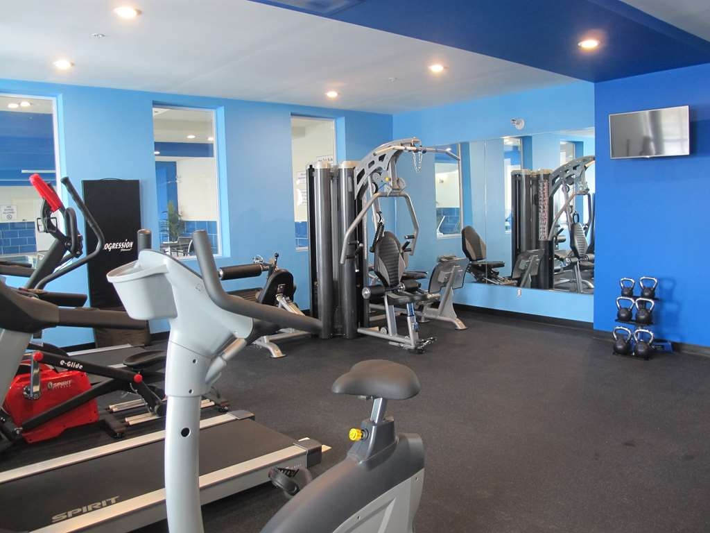 Best Western Plus Kindersley Hotel - Sala fitness