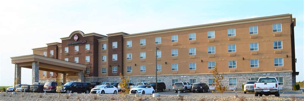 Best Western Plus Kindersley Hotel - Façade
