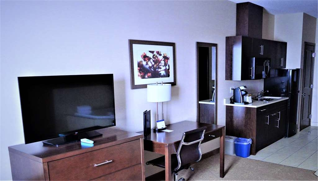 Best Western Plus Kindersley Hotel - Camere / sistemazione