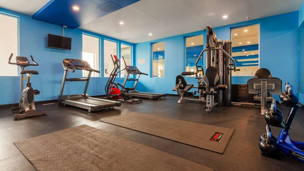 Best Western Plus Kindersley Hotel - Club de remise en forme