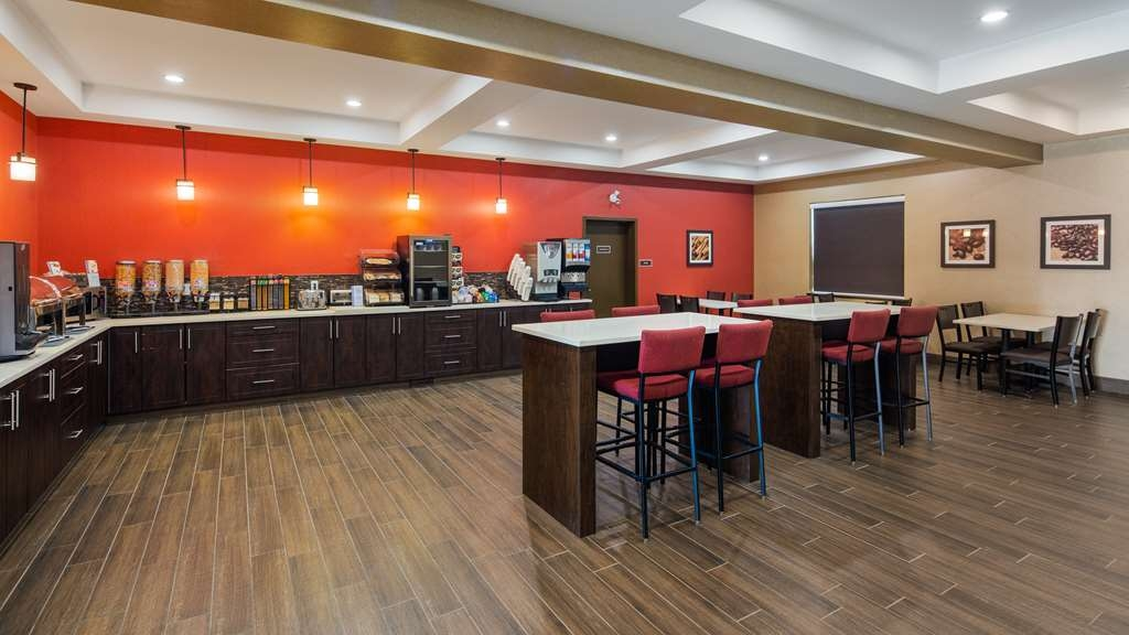 Best Western Plus Kindersley Hotel - Restaurant / Etablissement gastronomique