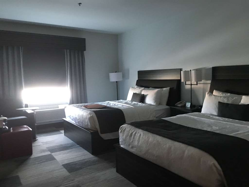 Best Western Plus Airport Inn & Suites - Standard Guest Room with Two Queen Size Beds