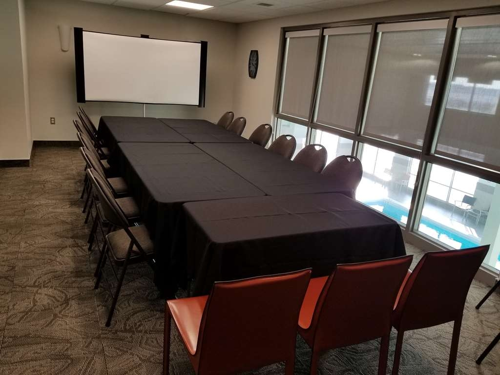 Best Western Plus Airport Inn & Suites - Salle de réunion