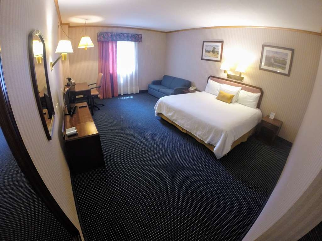 Best Western Santorin - Junior Suite 1 king bed