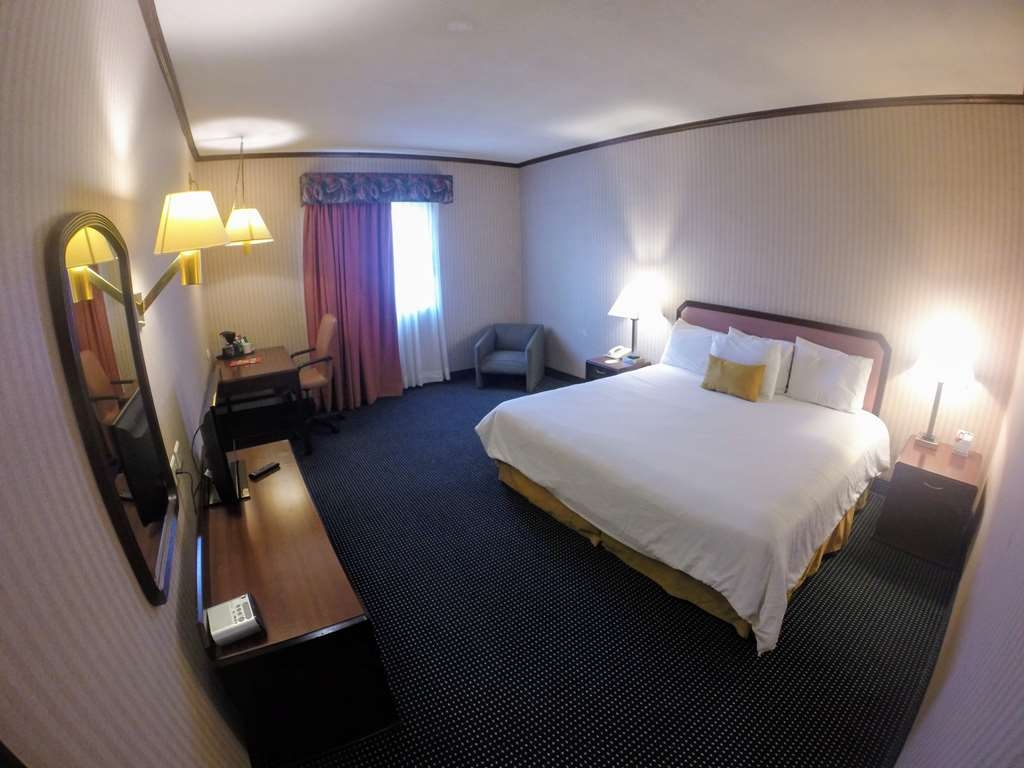 Best Western Santorin - Guest Room Standard 1 king bed