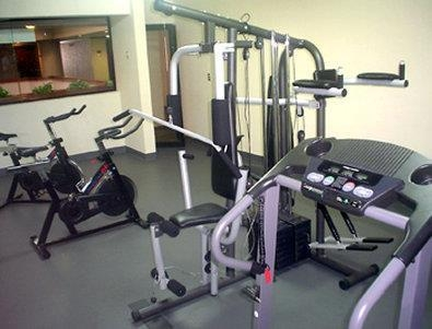 Best Western Santorin - Fitness Center