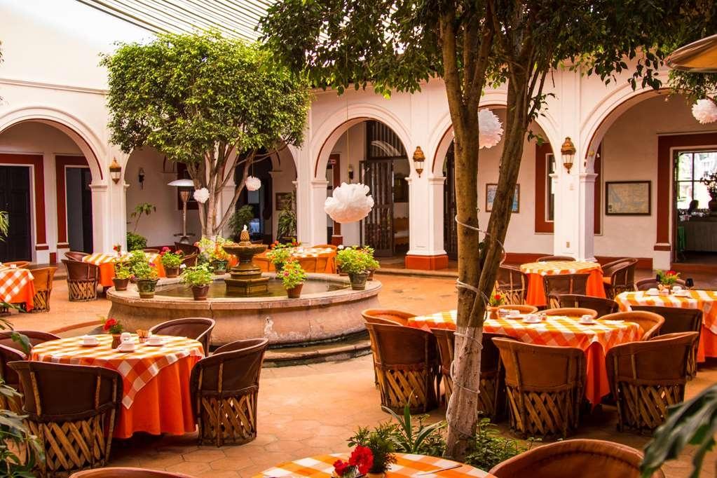 Best Western Plus Posada de Don Vasco - Restaurant / Etablissement gastronomique
