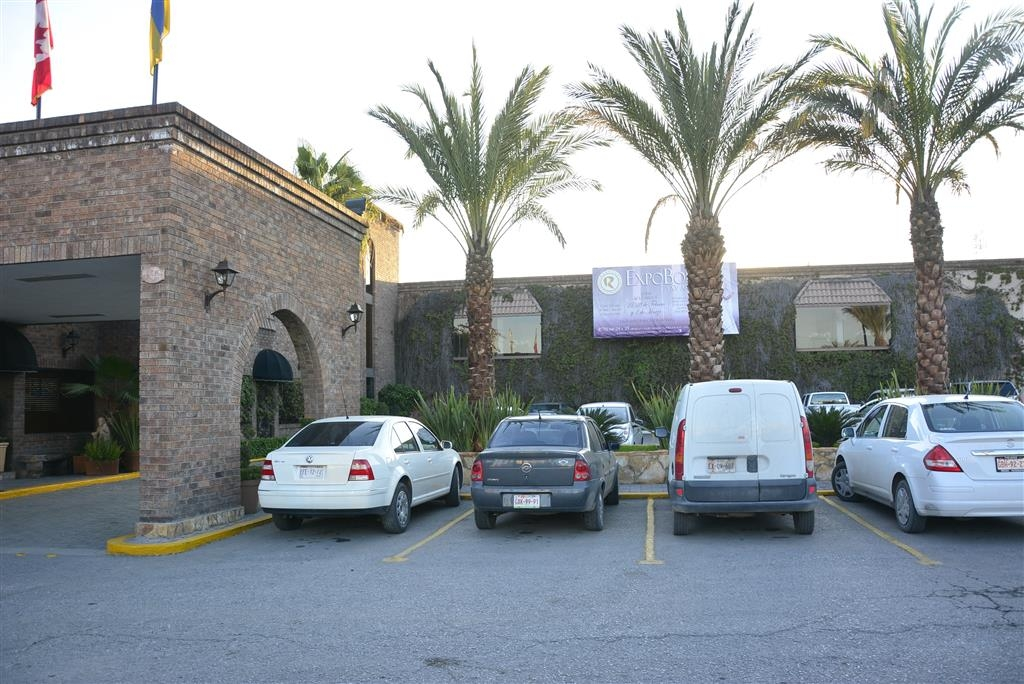 Best Western Posada Del Rio - Ingresso dell'hotel