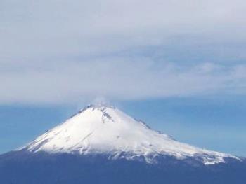 Best Western Plus Puebla - The Famous Don Goyo Popocatepetl Volcano