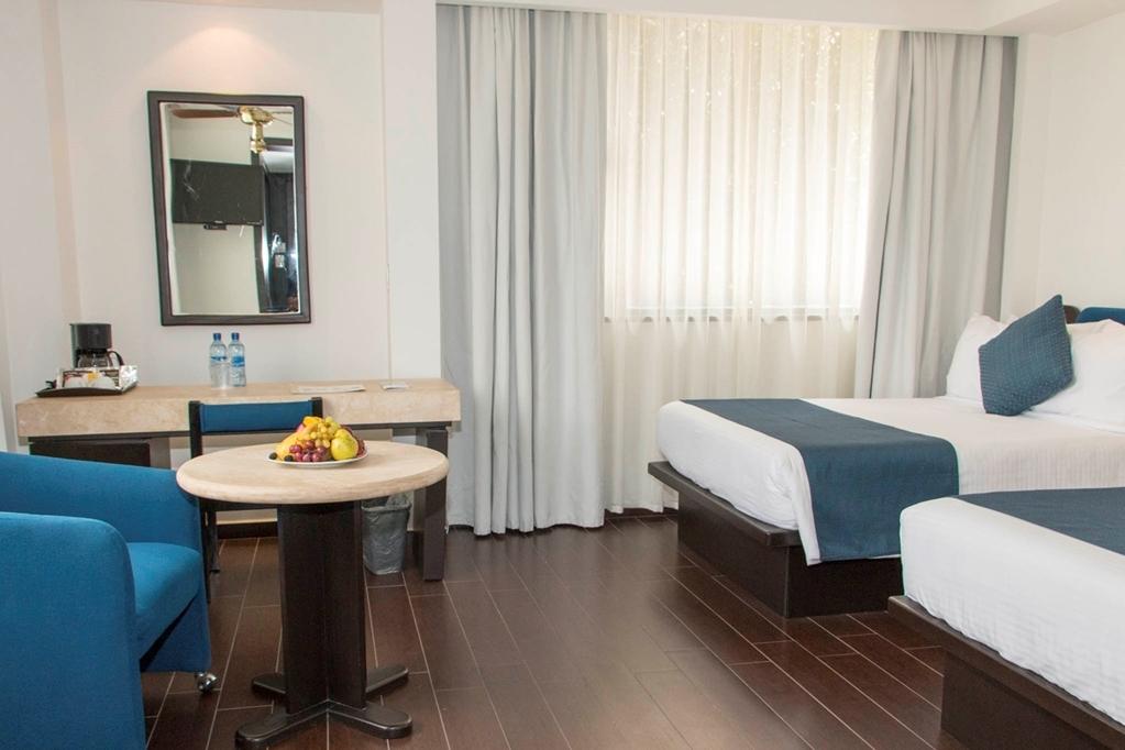 Best Western Plus Puebla - Double Room