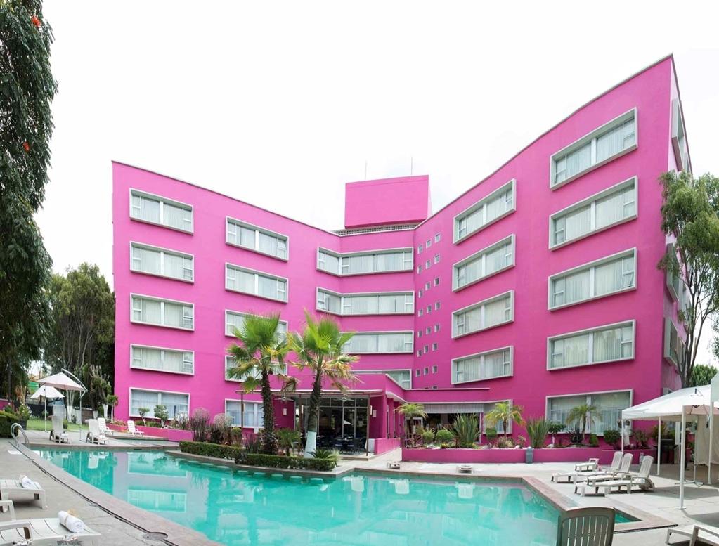 Best Western Plus Puebla - Facciata dell'albergo