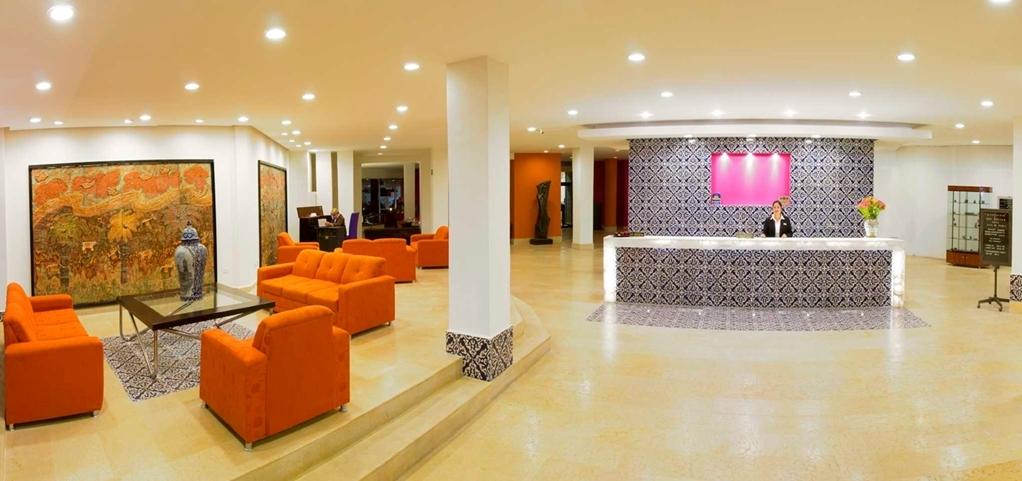 Best Western Plus Puebla - Hall
