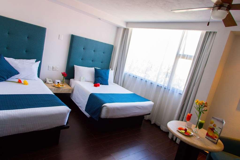 Best Western Plus Puebla - Double Bed Room on Real Floor