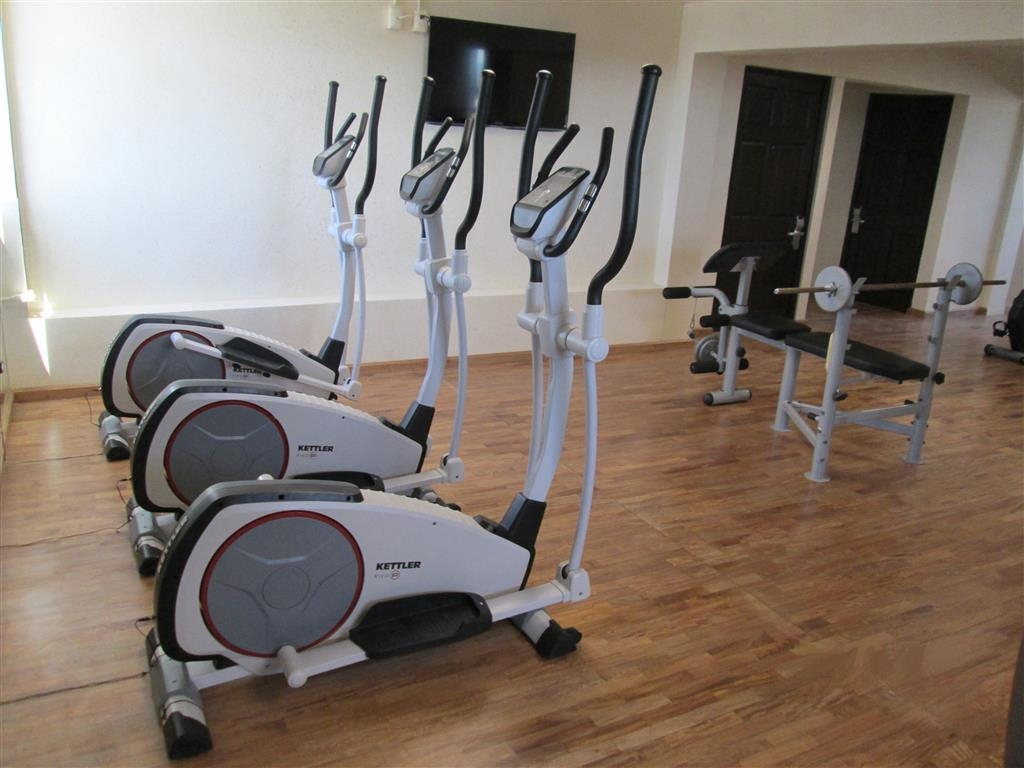 Best Western Hotel Poza Rica - Fitness Center