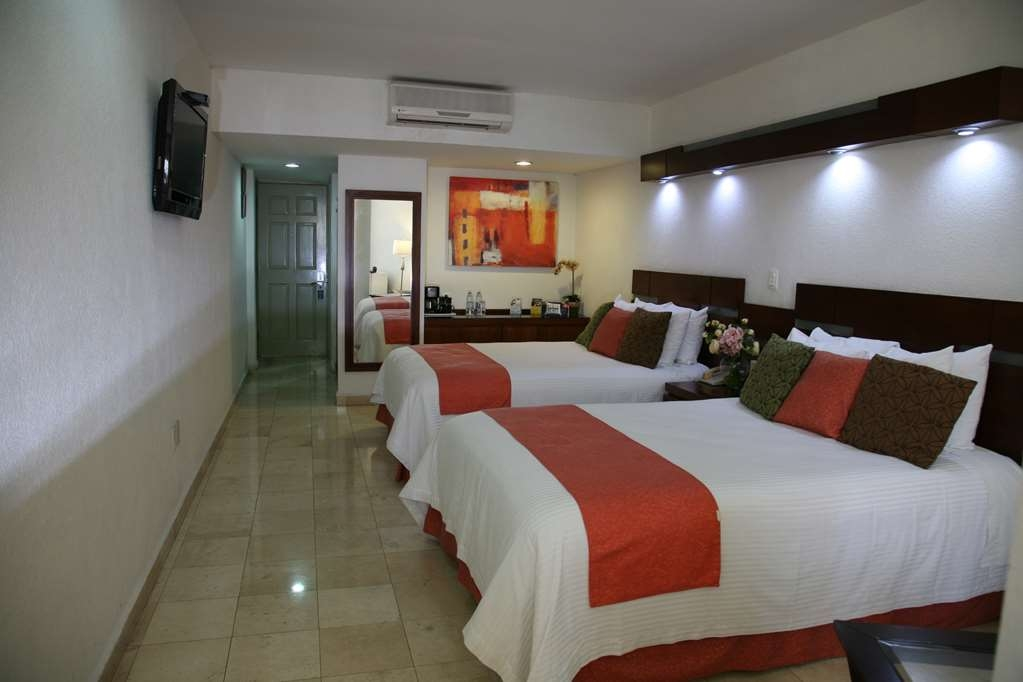 Best Western Hotel Poza Rica - Mobility Accessible Room