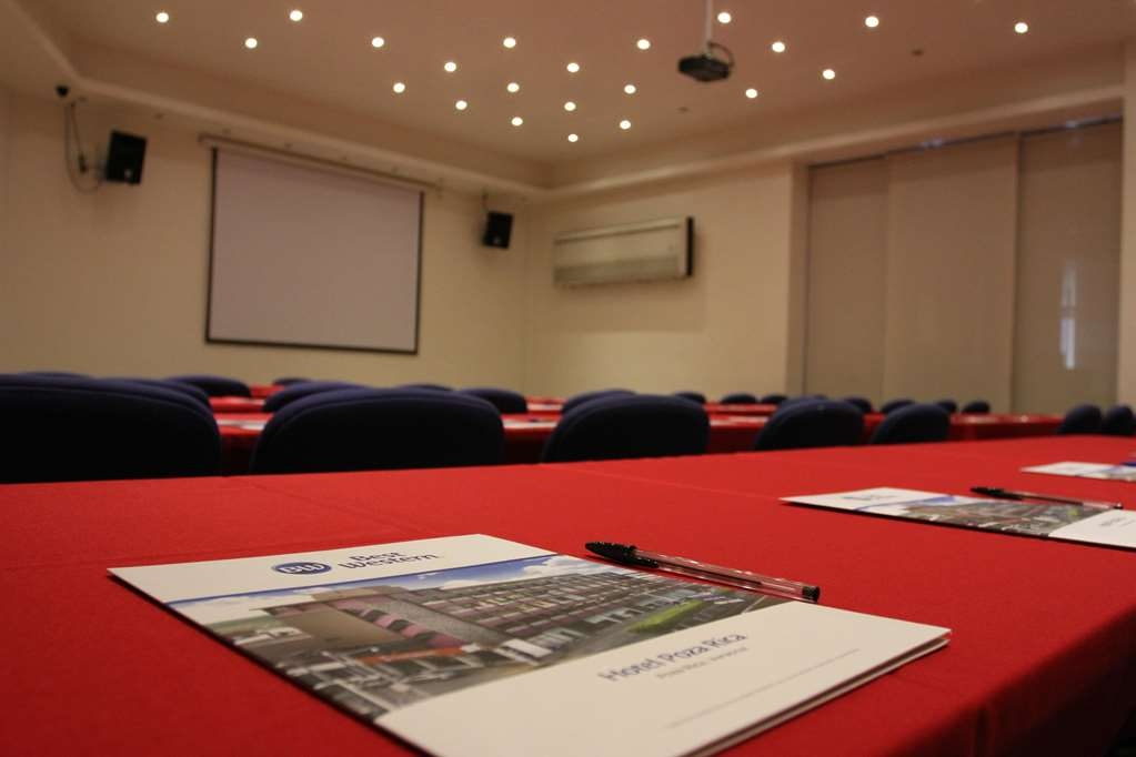 Best Western Hotel Poza Rica - Chicontepec Meeting room