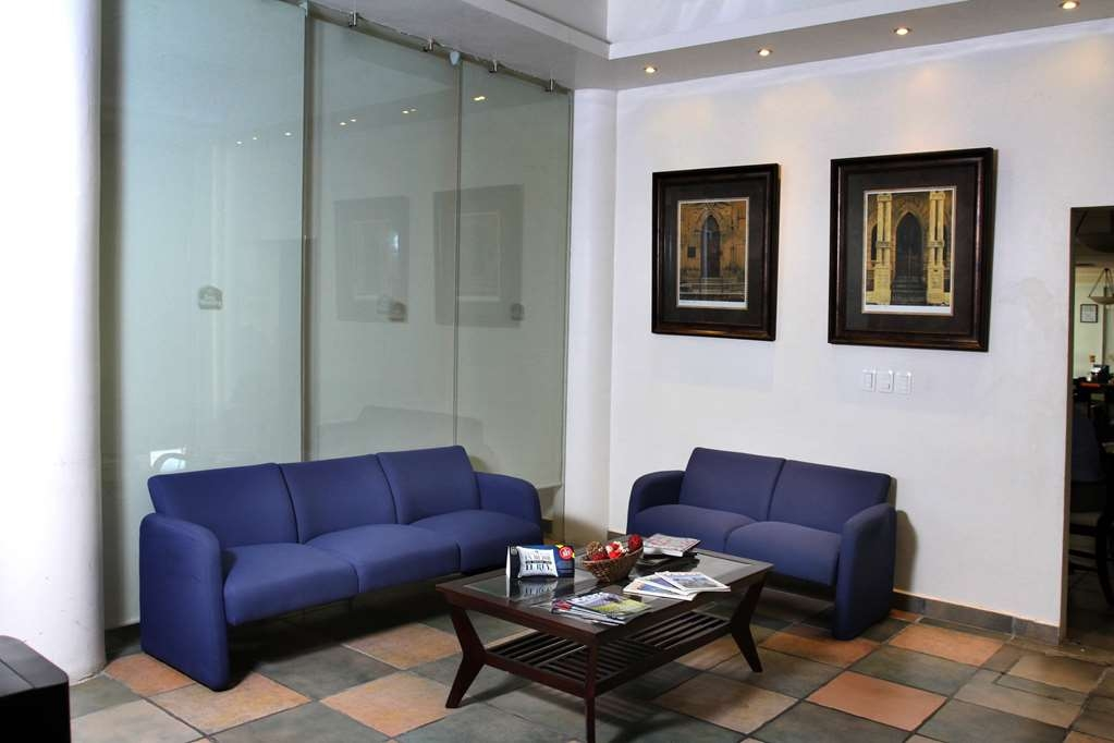 Best Western Hotel Poza Rica - Business center