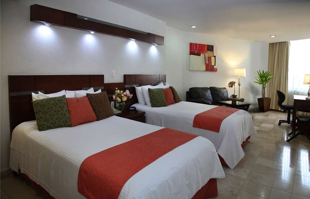Best Western Hotel Poza Rica - double room non smoking