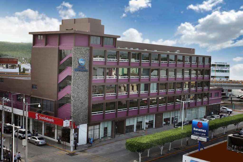 Best Western Hotel Poza Rica - Vista Exterior