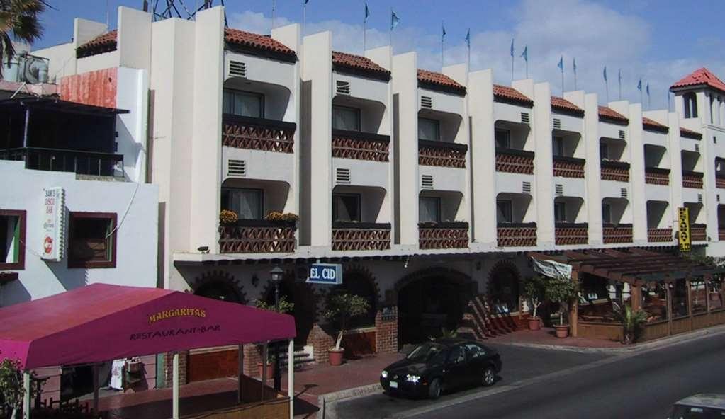 Best Western El Cid - Facciata dell'albergo
