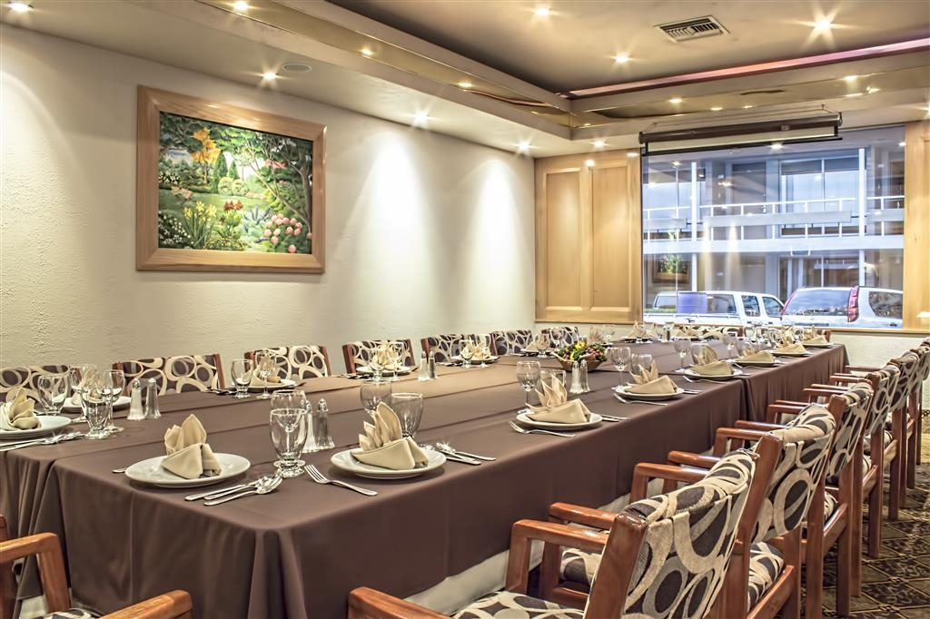 Best Western Mirador - Meeting room