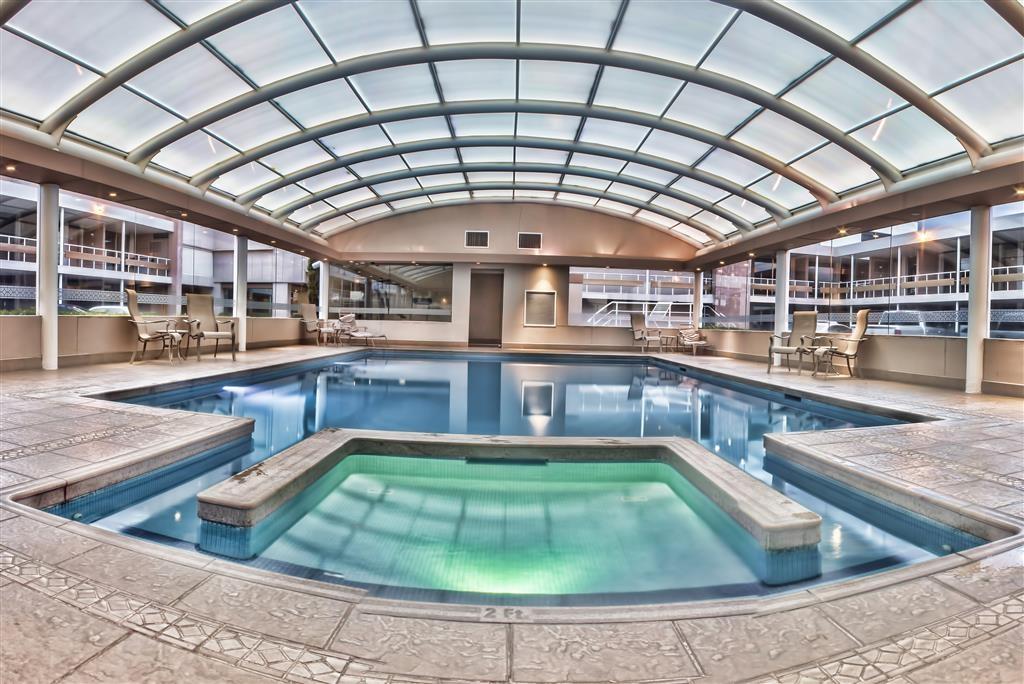 Best Western Mirador - Pool view
