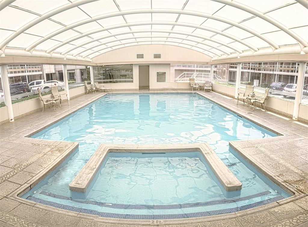 Best Western Mirador - Vista de la piscina