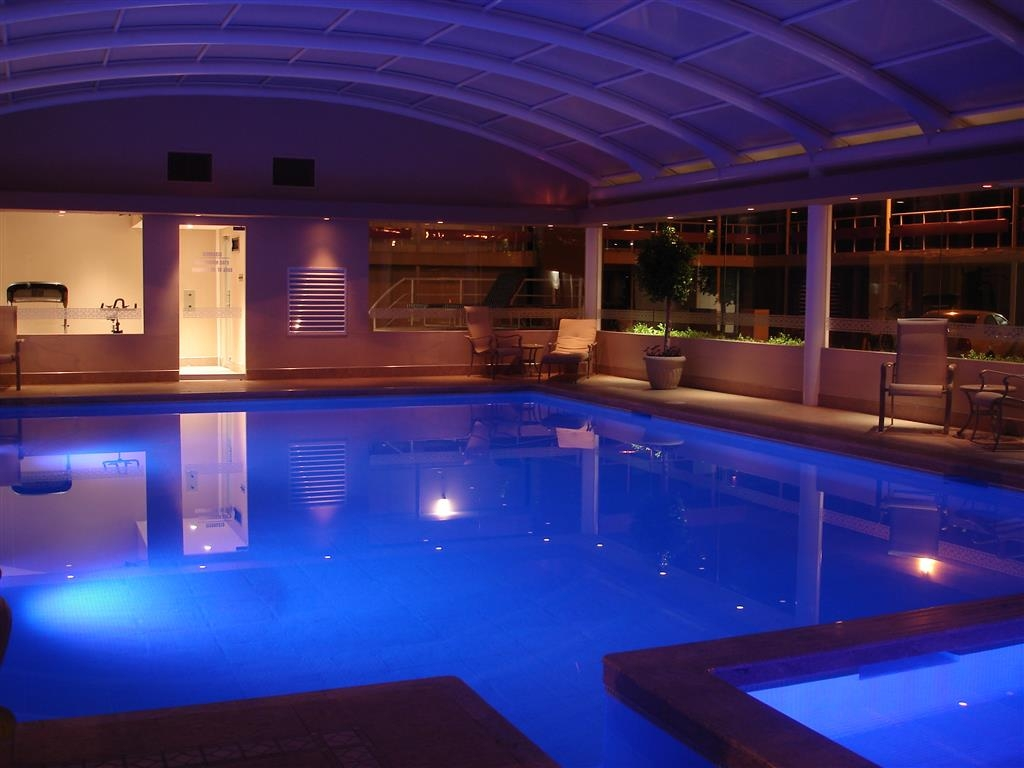 Best Western Mirador - Vue de la piscine