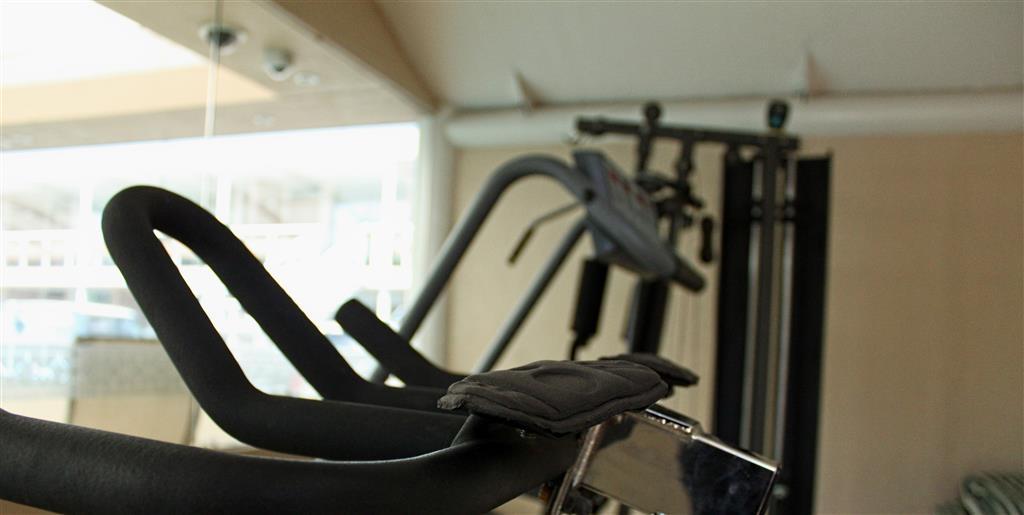 Best Western Mirador - Fitnessstudio