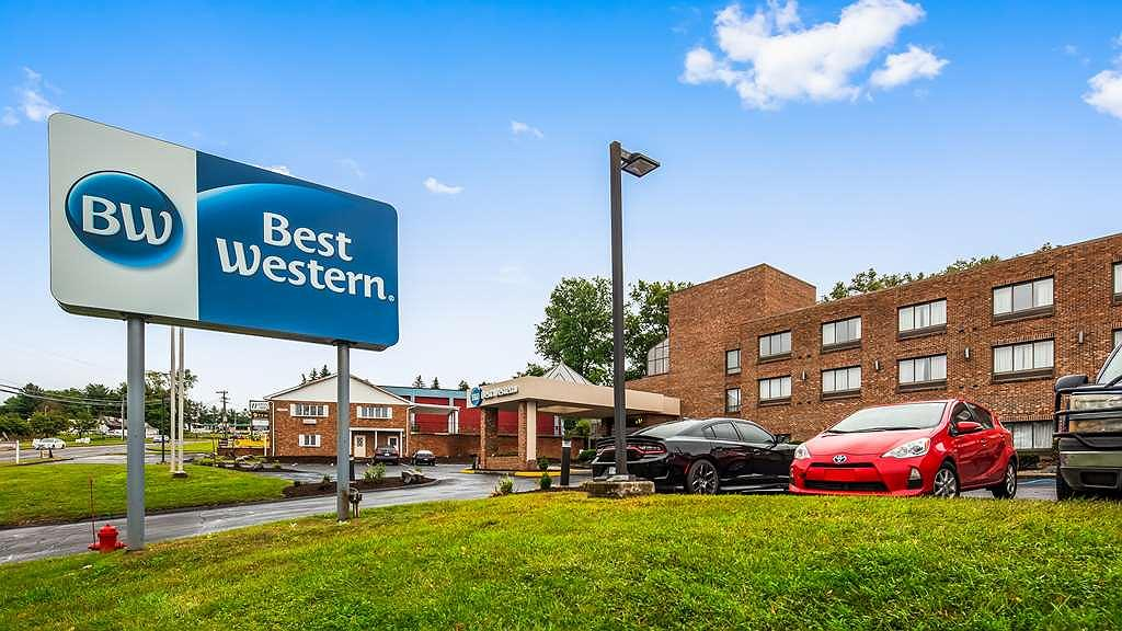 Best Western Danbury/Bethel - Vista exterior