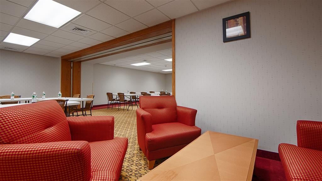 Best Western Danbury/Bethel - We offer the perfect conference room to exchange business ideas or strategies.