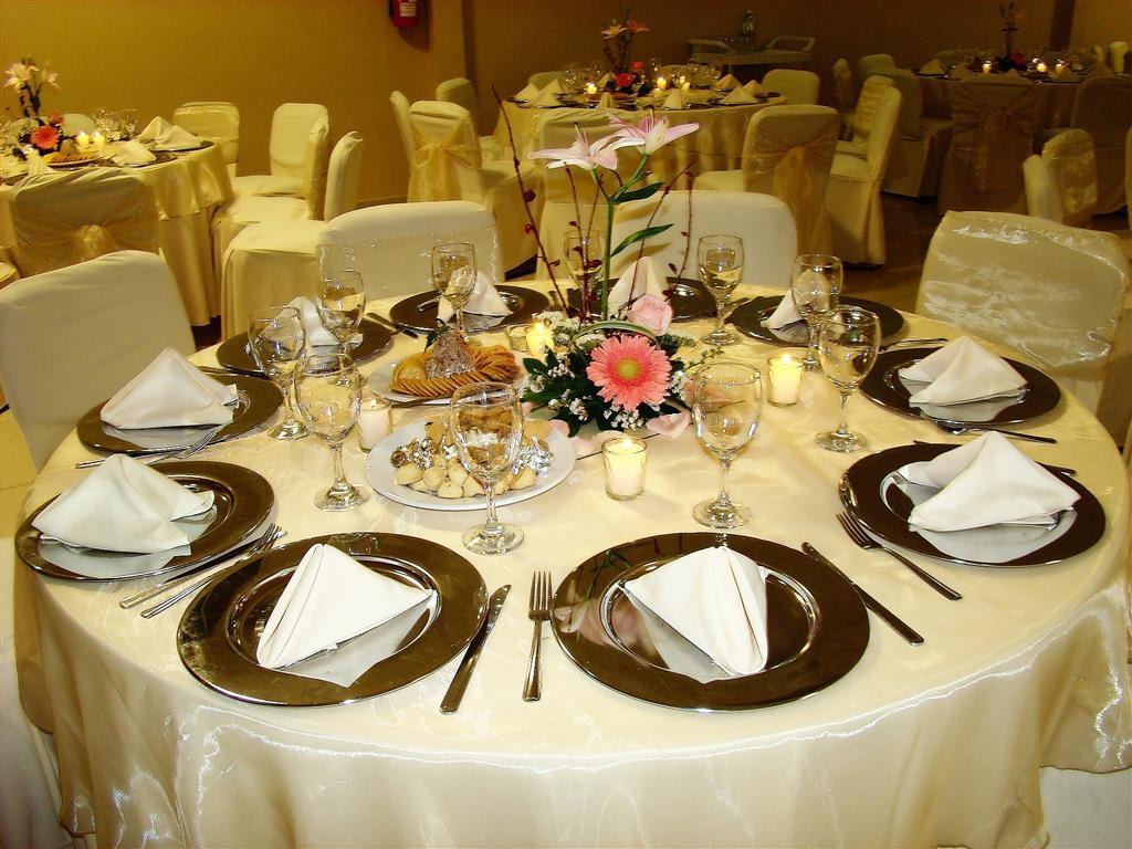 Best Western Hotel Del Rio - Banketteinrichtungen