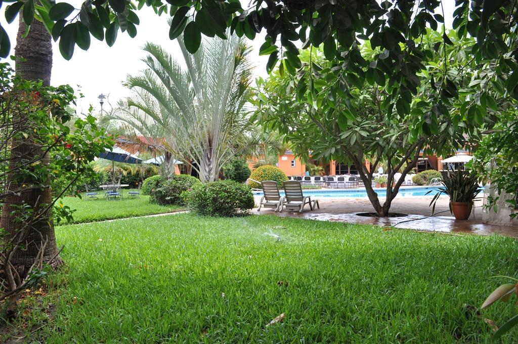Best Western Hotel Del Rio - Garten